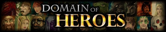 Login to Domain of Heroes, the unique Web RPG
